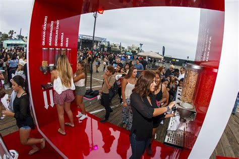 kelloggs krave chocolate cereal   brand activation