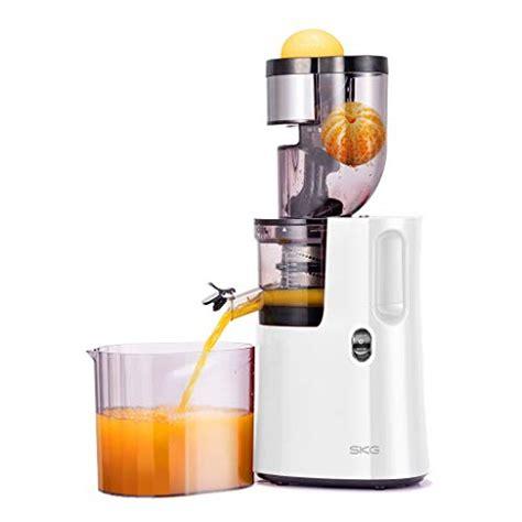 juicer skg slow celery q8 chute masticating wide