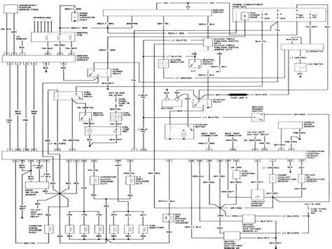 Ford Explorer Electrical Diagram Wiring Forums