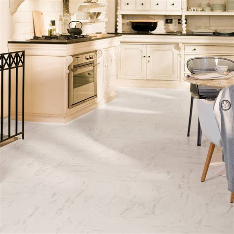 laminate flooring for the kitchen step arte uf1400 marble carrara laminate flooring 8865