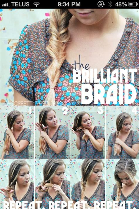 27 easy five minutes hairstyles tutorials pretty designs