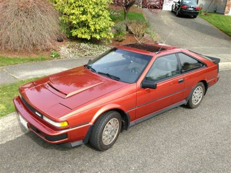 1984 Datsun 200sx by Z Car 187 Post Topic 187 Remember The 80 S 1984 Nissan
