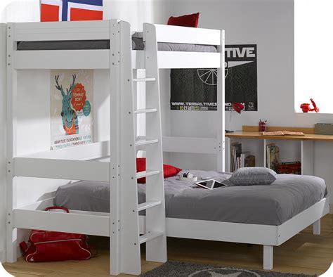 chambre avec bureau chambre enfant lit mezzanine lits mezzanines lit