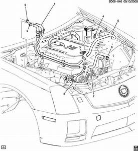 3 6l Cadillac Cts Engine Diagram Cadillac 6 0 Engine