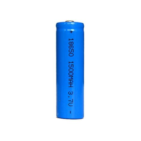 Pile Lithium Rechargeable Pile Lithium Ion Rechargeable 18650 1500mah
