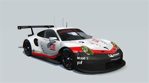 911 Gt3 Rsr 2017  Assetto Corsa