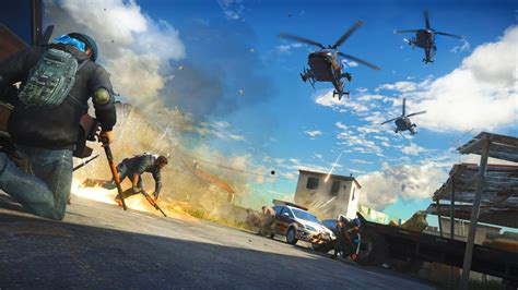 Just Cause 3 Review: Rico's Return Journey Fails To Make A ...