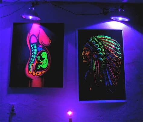 black light wallpaper for bedroom wallpapersafari