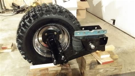 timbren axle  trailer suspension system  hubs