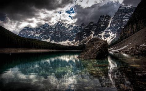 lake wallpaper moraine - HD Desktop Wallpapers | 4k HD