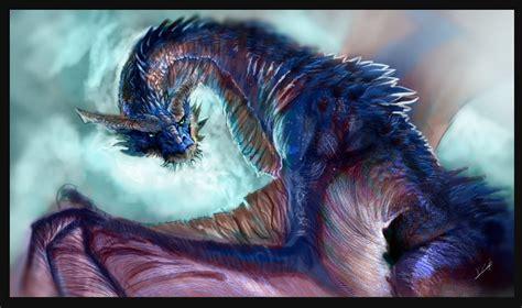 skeleton blue flying wyvern by decadia on deviantart