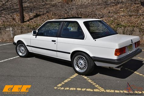 1987 Bmw E30 by 1987 E30 Bmw 325e Quot Quot Gps Restoration Car With