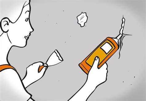 Wände Verspachteln Und Streichen by Richtig Putz Streichen Mit Obi In 5 Schritten