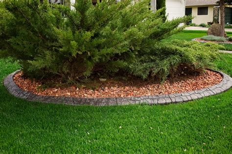 flower bed edger flower bed edging casual cottage
