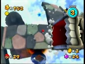 Super Mario Galaxy 2 - Silver Stars on the Cyclone - YouTube