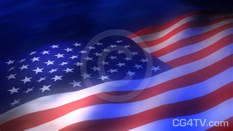 classic christmas motion background animation perfecty loops american flag 3d animated background