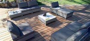 Mobilier Exterieur Design : meubles exterieurs ~ Teatrodelosmanantiales.com Idées de Décoration