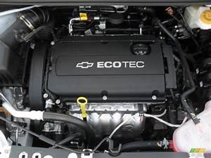 2012 Chevrolet Sonic Lt Sedan 1 8 Liter Dohc 16