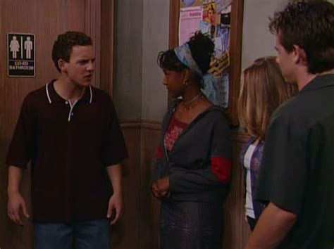 Gender Neutral Bathrooms On College Cuses by Boy Meets World Reviewed Episode 6x03 Quot Ain T College Great Quot
