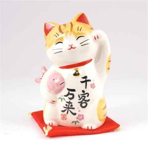 chat japonais porte bonheur khenghua