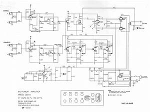 Happy Go Lucky  Magnatone 260 Schematic And Layout