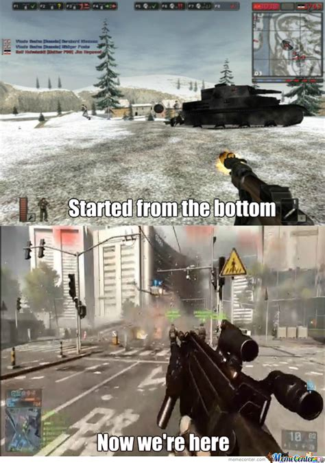 Battlefield 4 Memes - battlefield 1942 4 battlefield logic by kr0ltad meme center