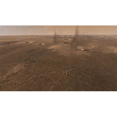 Valles Movie Still 00405Mars Odyssey Mission THEMIS