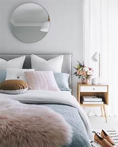 40, Gray, Bedroom, Ideas