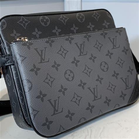 louis vuitton trio messenger aaa handbag