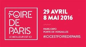 Place Gratuite Foire De Paris : comment obtenir des invitations gratuites pour la foire de paris 2016 le blog ma d coration ~ Melissatoandfro.com Idées de Décoration