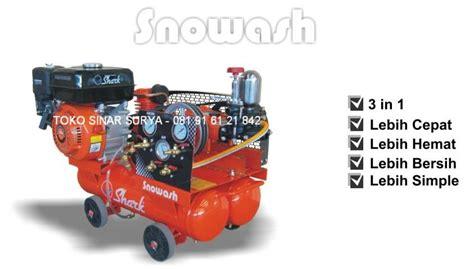 Toko Alat Cuci Motor Gresik jual mesin cuci motor kompresor tabung salju 15 liter