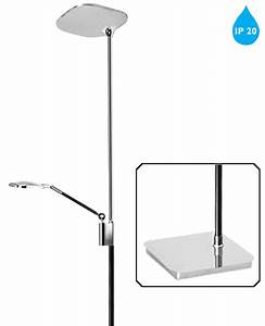 leds c4 39queen39 ip20 led touch dimmer mother child floor With mother and child floor lamp with dimmer