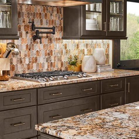 Kitchen Granite Pictures Granite Backsplash by 5 Popular Granite Kitchen Countertop And Backsplash Pairings
