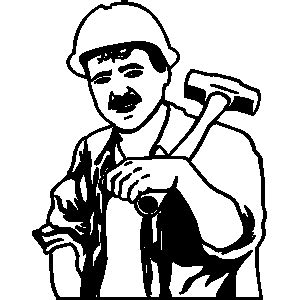 11466 work clipart black and white labor clip clipart panda free clipart images