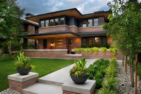 frank lloyd wright inspired home plans frank lloyd wright inspired home with lush landscaping 2015 fresh faces of design awards hgtv