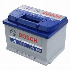 Bosch S4 12v 60ah : startbatteri 12v 60 ah bosch s4 din 560409054 ~ Jslefanu.com Haus und Dekorationen