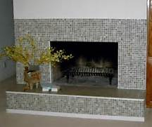 Fireplace Surround Design Ideas With Tv Above Tile Redoing ...