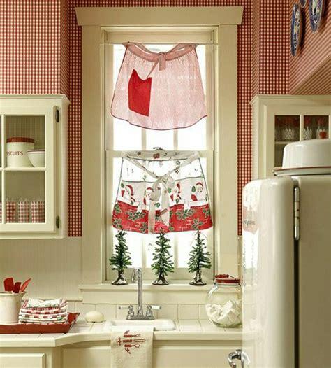 Weihnachtsdeko Landhausstil Fenster by Gardinen F 252 R Kleine Fenster Weil Sie So N 252 Tzlich Sind