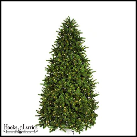 9 ft douglas fir pre lit artificial christmas tree w