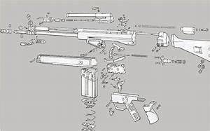 Heckler  U0026 Koch Hk G3 Assault Rifle