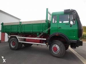 Camion Occasion Mercedes : camion mercedes benne 1935 4x4 gazoil occasion n 935735 ~ Gottalentnigeria.com Avis de Voitures