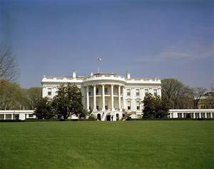 White House Exteriors  South Front