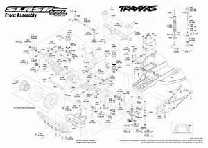 Traxxas Slash 2wd Parts Diagram Pdf