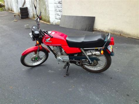 Buy 84 Honda Cb125s Motorcycle Cafe Racer, Very Rare On