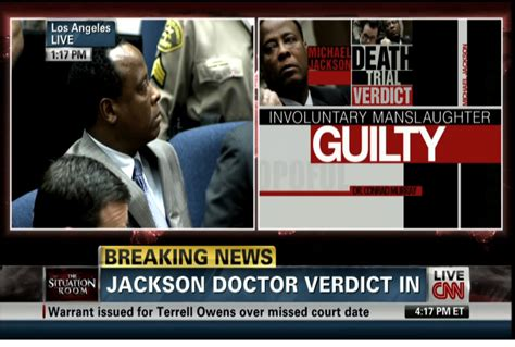 dr conrad murray  guilty  involuntary manslaughter