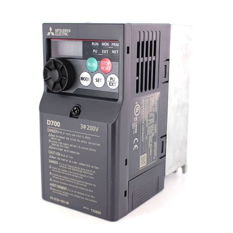 Mitsubishi Variable Frequency Drive by Fr D720 025 Na Mitsubishi Inverter Vfd Variable