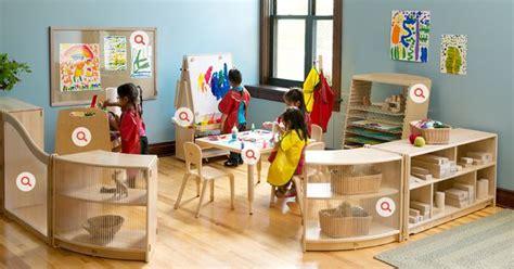 Montessori Preschool Classroom Layout