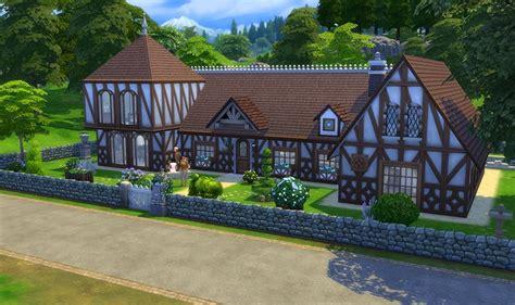 murs cuisine sims 4 vivre ensemble maison alsacienne