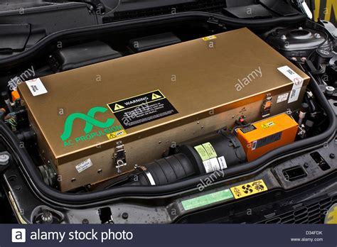 e auto batterie lithium ion battery pack in bmw electric powered mini e