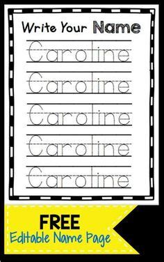 make your own name tracing sheets for free no downloads